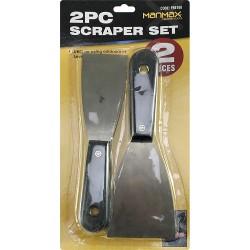 2 Pcs Scrapper Set