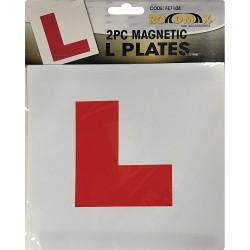 2 Pcs L Plate