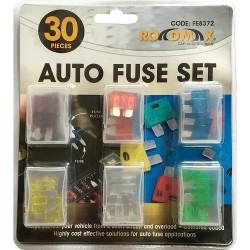30 Pcs Car Fuse Set