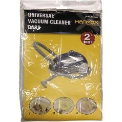 2 Pcs Universal Vaccuum Cleaner Bag