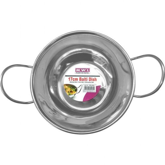 17 CM Balti Dish
