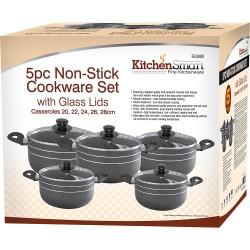 20-28 CM 5 Pcs Cookware Set