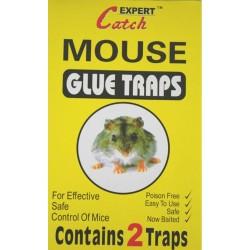 2 Pcs Mouse Glue Traps