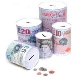 Medium Money tin