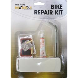 Bike Repair Kit, For bike repairs in case of Breakdown, Tyre Glue, Adhesive.