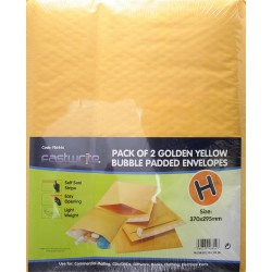 2 Pack Bubble Padded Envelopes