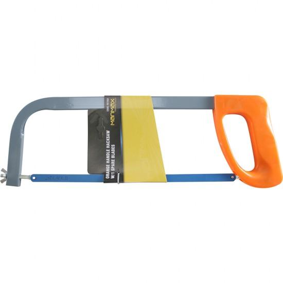 Orange Handle Hacksaw