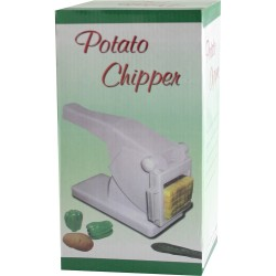 POTATO CHIPPER FRENCH FRIES SLICER CHIP CUTTER VEGETABLE CHOPPER PERFECT FRIES**